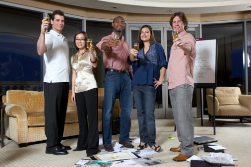 starting a medical marijuana business - celebration