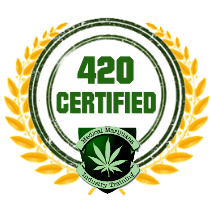 online marijuana training