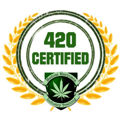 online marijuana training